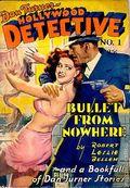 Hollywood Detective (1942-1950 Culture Publications) Pulp Vol. 1 #1