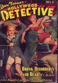 Hollywood Detective (1942-1950 Culture Publications) Pulp Vol. 1 #2