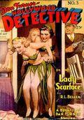 Hollywood Detective (1942-1950 Culture Publications) Pulp Vol. 1 #3