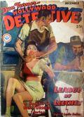 Hollywood Detective (1942-1950 Culture Publications) Pulp Vol. 1 #5