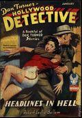 Hollywood Detective (1942-1950 Culture Publications) Pulp Vol. 1 #6