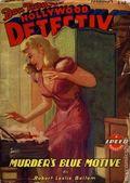 Hollywood Detective (1942-1950 Culture Publications) Pulp Vol. 2 #1