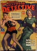 Hollywood Detective (1942-1950 Culture Publications) Pulp Vol. 2 #2