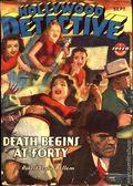 Hollywood Detective (1942-1950 Culture Publications) Pulp Vol. 2 #5