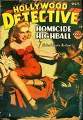 Hollywood Detective (1942-1950 Culture Publications) Pulp Vol. 2 #6