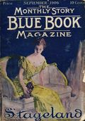 Blue Book (1905-1956 Story-Press/Consolidated/McCall) Pulp Vol. 3 #5