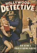 Hollywood Detective (1942-1950 Culture Publications) Pulp Vol. 3 #1