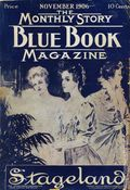 Blue Book (1905-1956 Story-Press/Consolidated/McCall) Pulp Vol. 4 #1