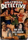 Hollywood Detective (1942-1950 Culture Publications) Pulp Vol. 3 #2