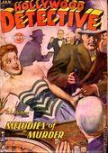 Hollywood Detective (1942-1950 Culture Publications) Pulp Vol. 3 #3
