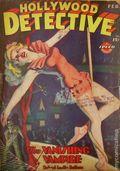 Hollywood Detective (1942-1950 Culture Publications) Pulp Vol. 3 #4