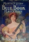 Blue Book (1905-1956 Story-Press/Consolidated/McCall) Pulp Vol. 4 #6
