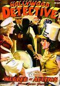 Hollywood Detective (1942-1950 Culture Publications) Pulp Vol. 3 #5