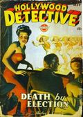 Hollywood Detective (1942-1950 Culture Publications) Pulp Vol. 4 #1