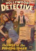 Hollywood Detective (1942-1950 Culture Publications) Pulp Vol. 4 #2