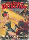 Hollywood Detective (1942-1950 Culture Publications) Pulp Vol. 4 #4