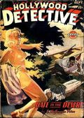 Hollywood Detective (1942-1950 Culture Publications) Pulp Vol. 4 #5