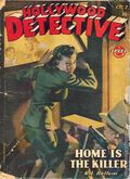 Hollywood Detective (1942-1950 Culture Publications) Pulp Vol. 4 #6