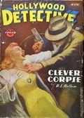 Hollywood Detective (1942-1950 Culture Publications) Pulp Vol. 5 #1