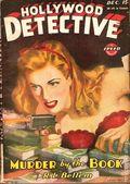 Hollywood Detective (1942-1950 Culture Publications) Pulp Vol. 5 #2