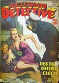 Hollywood Detective (1942-1950 Culture Publications) Pulp Vol. 5 #4