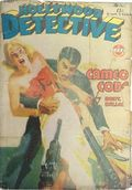 Hollywood Detective (1942-1950 Culture Publications) Pulp Vol. 5 #6