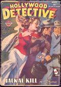 Hollywood Detective (1942-1950 Culture Publications) Pulp Vol. 6 #1