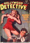 Hollywood Detective (1942-1950 Culture Publications) Pulp Vol. 6 #2