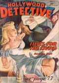 Hollywood Detective (1942-1950 Culture Publications) Pulp Vol. 6 #3
