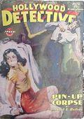 Hollywood Detective (1942-1950 Culture Publications) Vol. 6 #4