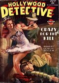 Hollywood Detective (1942-1950 Culture Publications) Pulp Vol. 6 #5