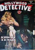 Hollywood Detective (1942-1950 Culture Publications) Pulp Vol. 6 #6