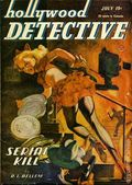 Hollywood Detective (1942-1950 Culture Publications) Pulp Vol. 7 #3