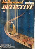 Hollywood Detective (1942-1950 Culture Publications) Pulp Vol. 8 #1