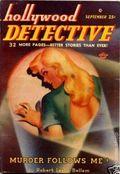 Hollywood Detective (1942-1950 Culture Publications) Pulp Vol. 8 #2