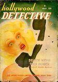 Hollywood Detective (1942-1950 Culture Publications) Pulp Vol. 8 #3