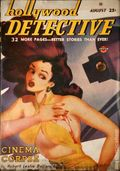 Hollywood Detective (1942-1950 Culture Publications) Pulp Vol. 8 #4