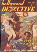 Hollywood Detective (1942-1950 Culture Publications) Pulp Vol. 8 #6