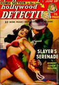 Hollywood Detective (1942-1950 Culture Publications) Pulp Vol. 9 #1