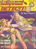 Hollywood Detective (1942-1950 Culture Publications) Pulp Vol. 9 #2