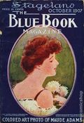 Blue Book (1905-1956 Story-Press/Consolidated/McCall) Pulp Vol. 5 #6
