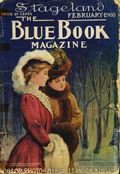 Blue Book (1905-1956 Story-Press/Consolidated/McCall) Pulp Feb 1908