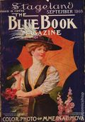 Blue Book (1905-1956 Story-Press/Consolidated/McCall) Pulp Vol. 7 #5