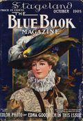 Blue Book (1905-1956 Story-Press/Consolidated/McCall) Pulp Vol. 7 #6