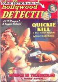 Hollywood Detective (1942-1950 Culture Publications) Pulp Vol. 9 #4