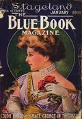 Blue Book (1905-1956 Story-Press/Consolidated/McCall) Pulp Vol. 8 #3
