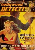 Hollywood Detective (1942-1950 Culture Publications) Pulp Vol. 9 #6