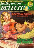 Hollywood Detective (1942-1950 Culture Publications) Pulp Vol. 10 #2
