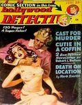 Hollywood Detective (1942-1950 Culture Publications) Pulp Vol. 10 #3