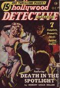 Hollywood Detective (1942-1950 Culture Publications) Pulp Vol. 10 #5